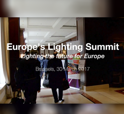 European Lighting Summit, 30 March, Brussels - Impressions