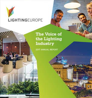LightingEurope Annual Report 2017