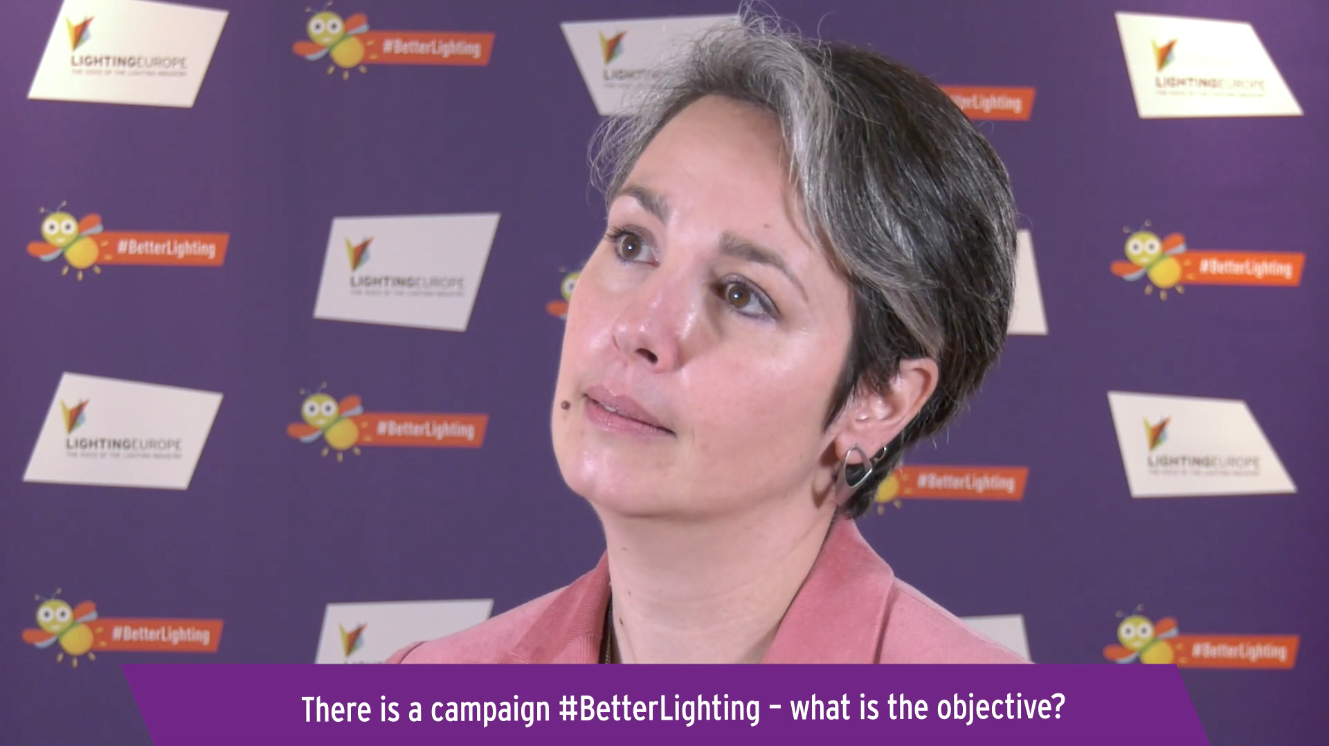 LightingEurope Interviews - Ourania Georgoutsakou, Secretary General