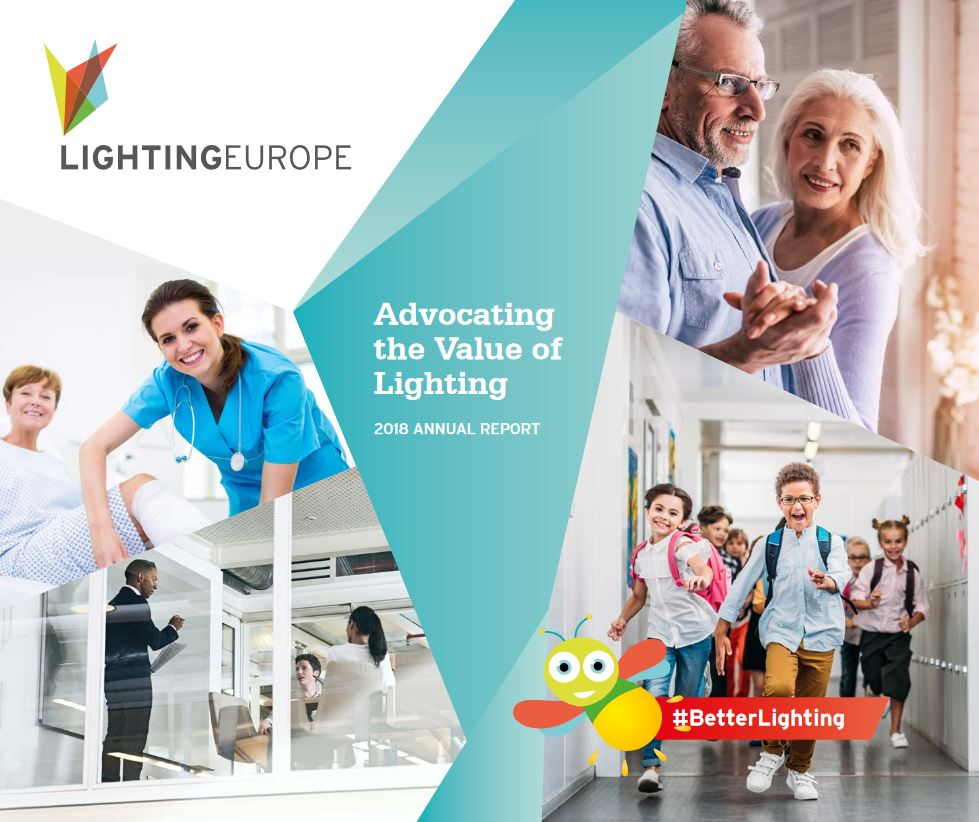LightingEurope Annual Report 2018